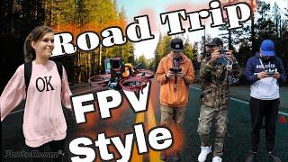Road Trip Fpv Style. #FPV, #TeamBlackSheep, #Ireland