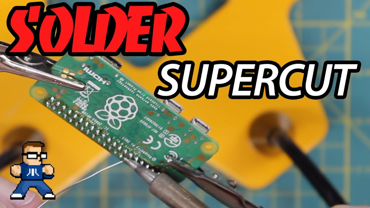 Soldering Supercut: Project Kongmas