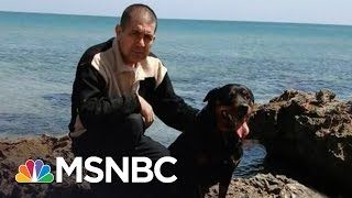 Father Trying To Save Son From ISIS Killed In Istanbul Attack | MSNBC thumbnail
