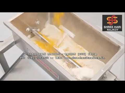 Farsan Mixing Machine (3 Feet)