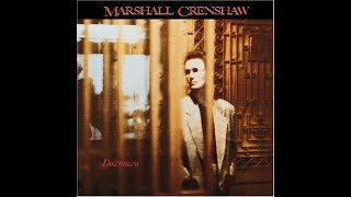 Distance Between Me and You Marshall Crenshaw COVER
