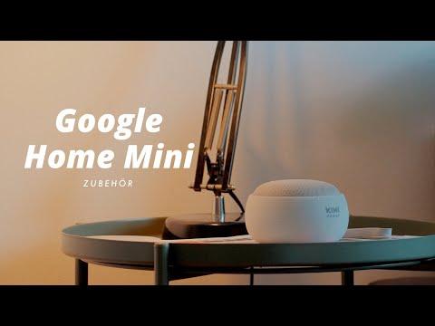 Google Home Mini Zubehör - Kiwi Design Batterie Case und Halterung