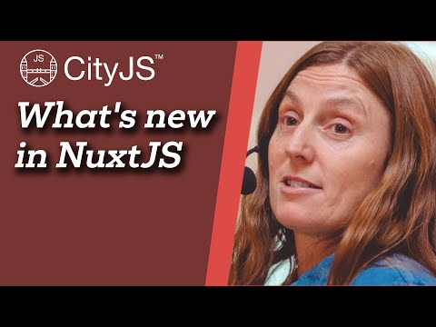 Image thumbnail for talk NuxtJS: What's New
