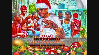 VYBZ KARTEL GAZA CHRISTMAS DANCEHALL MIX DECEMBER 2017 DJ GAT [RAW VERSION] 1876899-5643