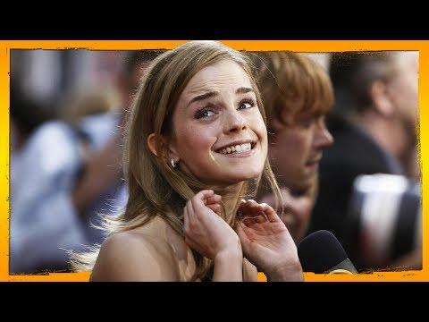 Funny Emma Watson Moments