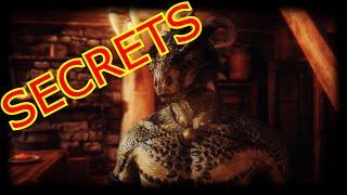 Skyrim Lore: Argonian Secrets!