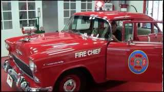 1955 Chevy Fire Chief by Duffy's Collectible Cars