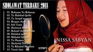 SHOLAWAT NISSA SABYAN