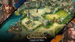 Join the epic adventure with Pirates of the Caribbean Tides of War