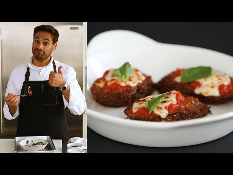 Making the Crispiest Eggplant- Kitchen Conundrums with Thomas Joseph