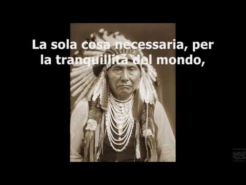 Nativi Americani Saggezza