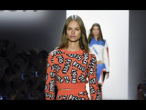 JEREMY SCOTT Spring Summer 2019 New York - Fashion Channel