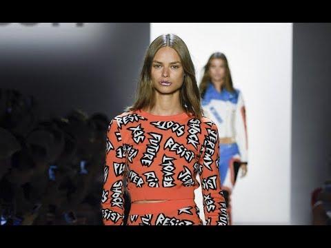 JEREMY SCOTT Spring Summer 2019 New York - Fashion Channel
