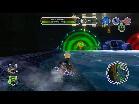 Видео № 2 из игры Banjo Kazooie: Шарики & Ролики (Б/У) [X360]