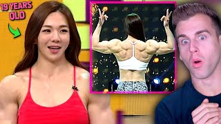 Real MUSCULAR GIRLS You DON'T Want To Mess With!