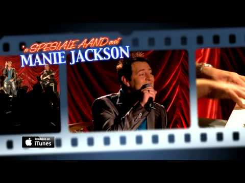 'n Spesiale aand met Manie Jackson