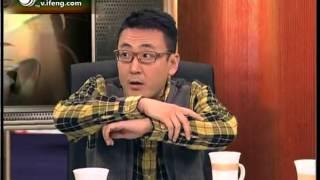 锵锵三人行文道:金日成逝世时学校师生曾连哭10天2011-12-20