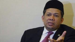 Uang Ganti Rugi Fahri Hamzah Setara 41 Tahun Jadi Anggota DPR RI, Batas Pembayaran 16 Januari 2019