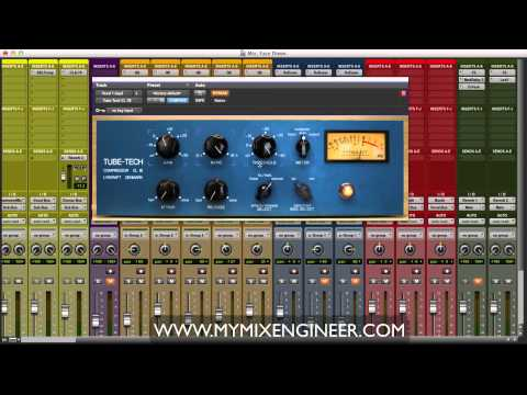 How To Get The Right Amount of Vocal Compression - MyMixEngineer.com