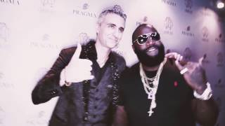 RICK ROSS LIVE  FDE  Cavalli Club Dubai  1016