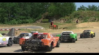 Losi 5ive T Cup 2015 A-Finale Highlights RC Offroad Staaken e.V. in Groß Glienicke