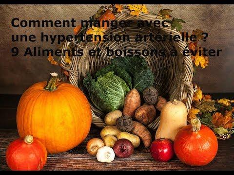 Hypertension taux de pression sanguine
