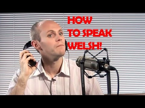 How To Speak With A Welsh Accent