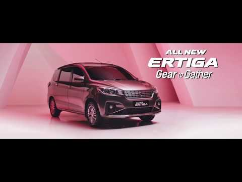 Official Video Suzuki All New Ertiga 2018