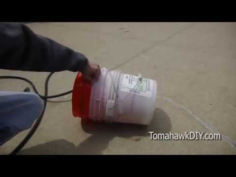 How to Separate Stuck Buckets - Simple and Easy