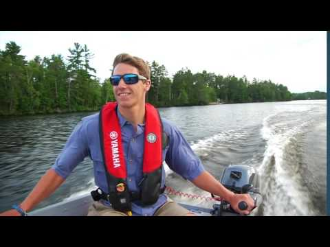 Yamaha F4 Portable Tiller in Augusta, Maine - Video 1