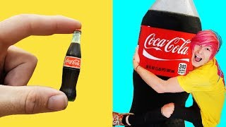 Trying 25 CRAZY LIFE HACKS THAT MAKE YOUR DAY BRIGHTER Part 2 by 5 Minute Crafts
