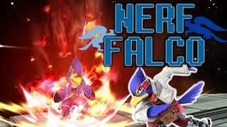 Nerf Falco (Super Smash Bros. Wii U Montage)