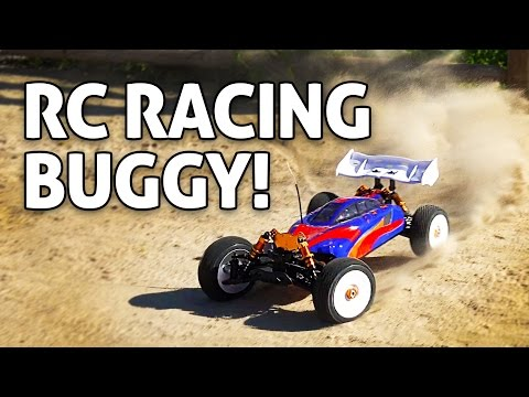 Fast Racing RC Buggy!! Optimus XL REVIEW