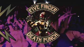 FIVE FINGER DEATH PUNCH FALL TOUR 2019 IS ROLLING!