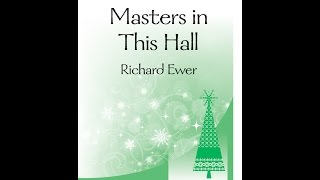 Masters in This Hall (TBB) - Richard Ewer
