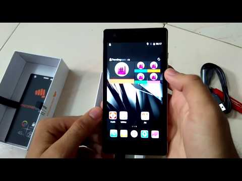 Unboxing Micromax Canvas 5 lite special edition