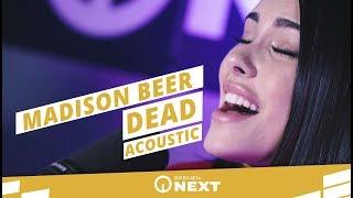 Madison Beer   Dead (Acoustic)  Live Session  Bremen NEXT