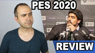 PES 2020 video review