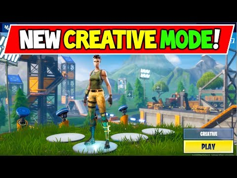 Everything We Know About Season 7 Fortnite Creative Mode Update