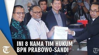 Ini Nama 8 Orang Tim Hukum Prabowo-Sandiaga