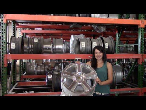 Factory Original Chevrolet HHR Rims & OEM Chevy HHR Wheels – OriginalWheel.com