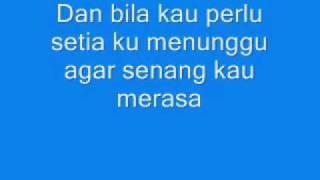 Faizal Tahir-Coba(lyrics)