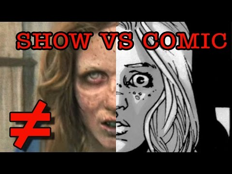 The Walking Dead (Season 2) - What's the Difference?