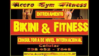 preview picture of video 'Gimnasio Acero Gym Fitness en General Roca Río Negro'