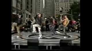 "'N Sync - ""Pop"" no Today Show."