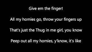 2Pac - Temptations (Lyrics)