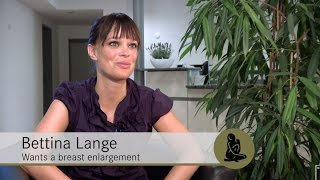 Breast augmentation with breast implants by Dr. Osthus, Stuttgart, Germany