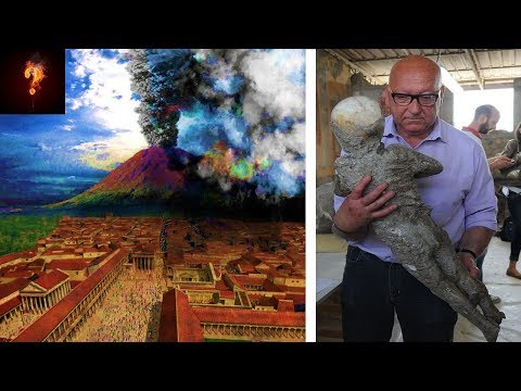 Was Pompeii Built By A Lost Civilisation?