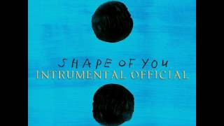 Ed Sheeran   Shape Of You ( Instrumental Official )