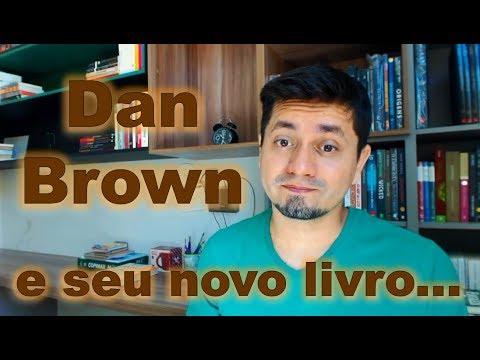 Dan Brown e seu novo livro | Origem